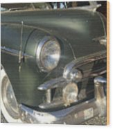 1950 Chevrolet Coupe Wood Print