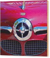 1950 Studebaker Champion Wood Print