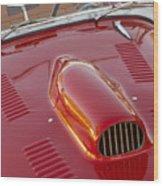 1951 Allard K2 Roadster 3 Wood Print