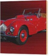 1951 Allard K2 Roadster Wood Print