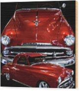1951 Business Coupe Wood Print