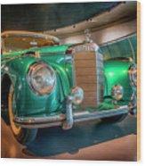 1951 Mercedes-benz 300 S Convertible A 7r2_dsc8202_05102017 Wood Print