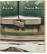 1951 Nash Ambassador Hydramatic Wood Print