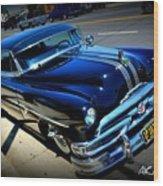 1951 Pontiac Wood Print