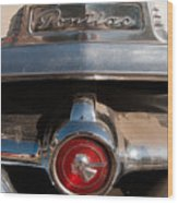 1951 Pontiac Coupe #3 Wood Print