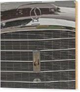 1951 Studebaker Champion Wood Print