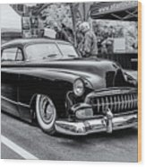 1951 Chevy Kustomized  Wood Print