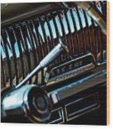 1952 Radio Wood Print