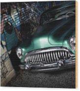 1953 Buick Roadmaster Wood Print