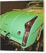 1954 Buick Skylark Fins Wood Print