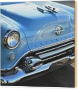 1954 Olds - Oldsmobile 88 Front View Wood Print