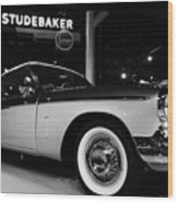 1955 Studebaker President Speedster Wood Print