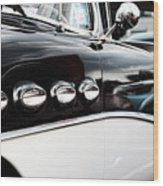 1956 Buick Century Profile 1 Wood Print