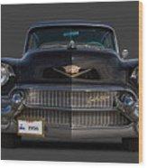 1956 Cadillac Wood Print