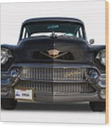 1956 Cadillac Sixty Special Wood Print