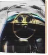 1956 Porsche Speedster  Wood Print