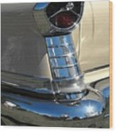 1957 Oldsmobile Super 88 Wood Print