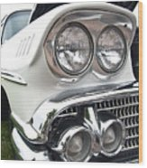1958 Chevrolet Delray Wood Print