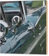 1958 Chevrolet Impala - 4 Wood Print