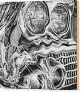 1958 Impala Beauty Within The Beast Wood Print