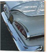 1959 Chevrolet Impala Tailfin Wood Print