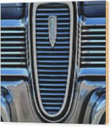 1959 Edsel Villager Grille Wood Print