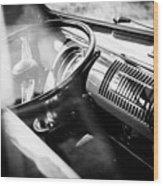 1959 Volkswagen T1 Interior Wood Print