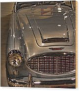 1960 Austin Healey  Wood Print