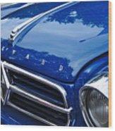 1960 Borgward Isabella Coupe Wood Print