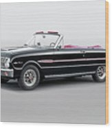 1960 Ford Falcon Sprint Convertible I Wood Print