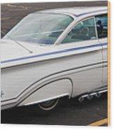 1960 Olds Eighty Eight 2023 Wood Print