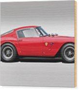1961 Ferrari Gt 250 Swb Wood Print