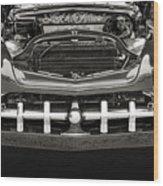1951 Mercury Classic Car Photograph 010.01 Wood Print