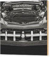 1951 Mercury Classic Car Photograph 011.01 Wood Print
