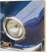 1951 Mercury Classic Car Photograph 013.02 Wood Print