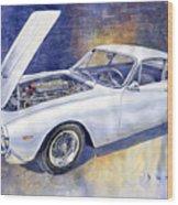1963-1964 Ferrari 250 Gt Lusso  Wood Print