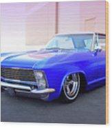 1963 Buick Riviera Wood Print