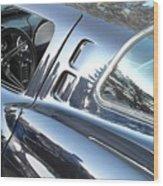 1963 Corvette Stingray Wood Print