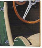 1964 Morgan 44 Wood Print