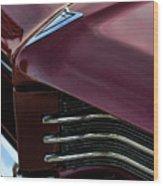 1964 Pontiac Bonneville Wood Print