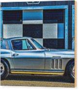1965 Corvette Fuelie Wood Print