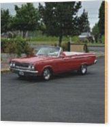1965 Dodge Coronet 500 Higgins Wood Print
