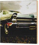 1965 Pontiac Bonneville Wood Print by Phil 'motography' Clark