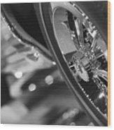 1966 Hurst Pontiac Gto Wood Print