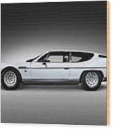 1968 Lamborghini Espada Wood Print