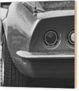 1969 Chevrolet Corvette Stingray Wood Print by Gordon Dean II