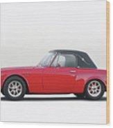 1969 Datsun 2000 Roadster I Wood Print