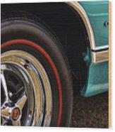 1969 Dodge Coronet 500 Wood Print