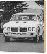 1970 Pontiac Gto Wood Print