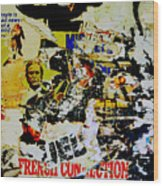 1971 - French Connection - Wood Print